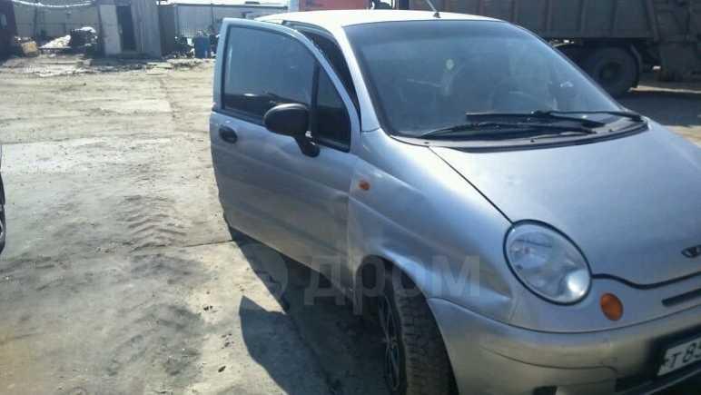 Daewoo Matiz, 2002 год, 70 000 руб.