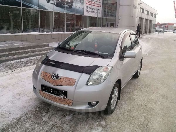 Toyota Yaris, 2008 год, 410 000 руб.