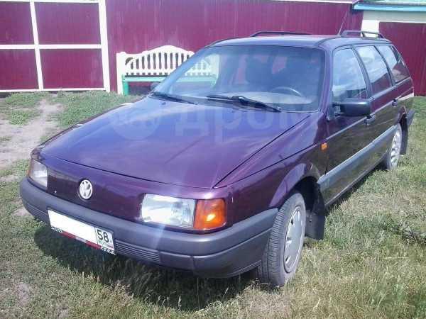 Volkswagen Passat, 1992 год, 108 000 руб.