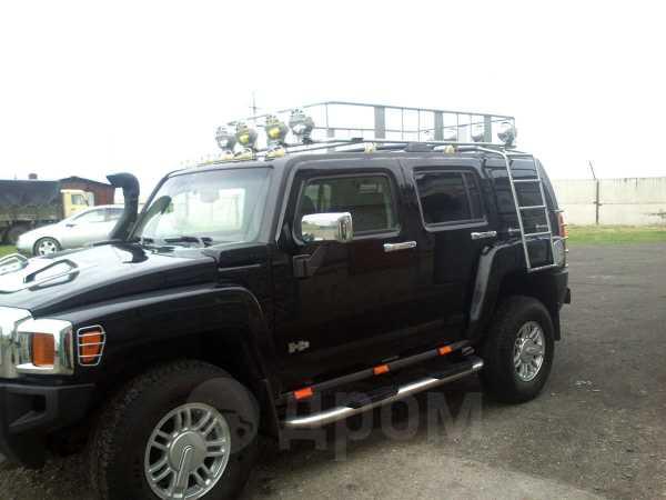 Hummer H3, 2008 год, 900 000 руб.