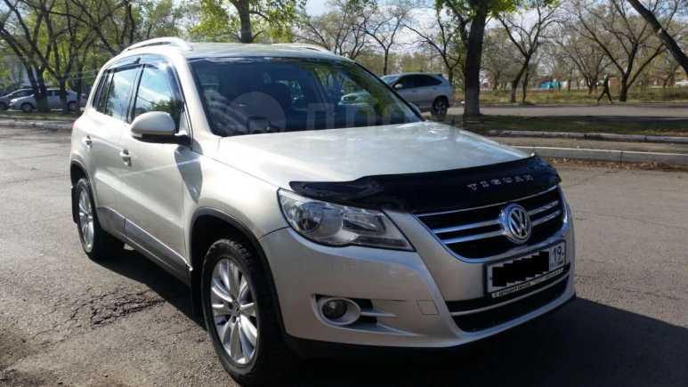 Volkswagen Tiguan, 2009 год, 890 000 руб.