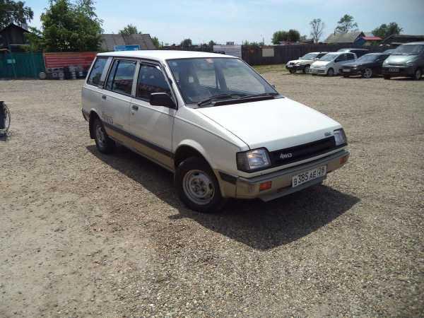 Mitsubishi Chariot, 1990 год, 158 000 руб.