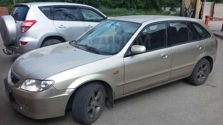Mazda 323, 2002 год, 270 000 руб.