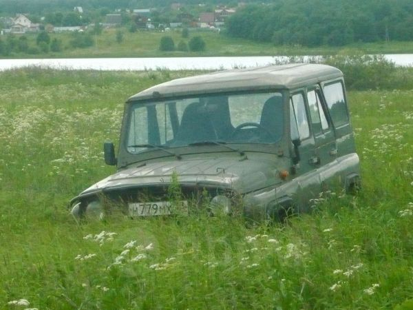 УАЗ 3151, 2001 год, 155 000 руб.