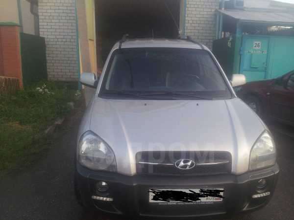 Hyundai Tucson, 2005 год, 450 000 руб.