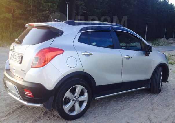 Opel Mokka, 2014 год, 1 200 000 руб.