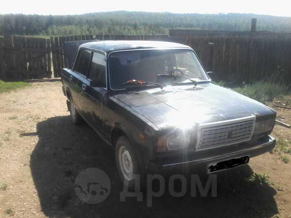 Лада 2107, 1985 год, 25 000 руб.