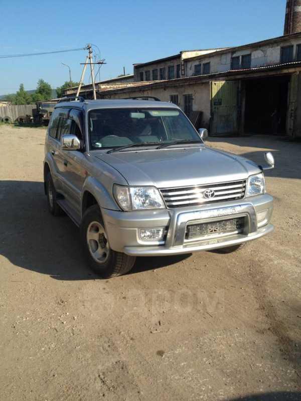 Toyota Land Cruiser Prado, 2000 год, 300 000 руб.