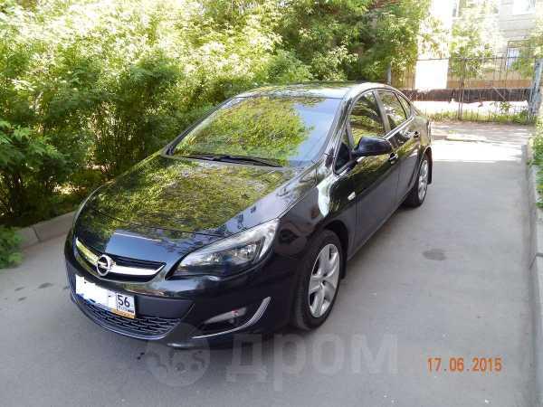 Opel Astra, 2013 год, 675 000 руб.