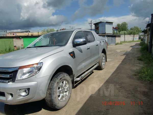 Ford Ranger, 2012 год, 1 250 000 руб.