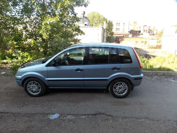 Ford Fusion, 2005 год, 180 000 руб.