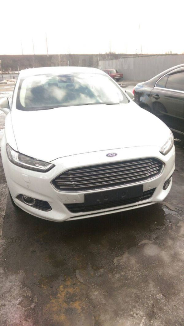 Ford Mondeo, 2015 год, 1 129 000 руб.