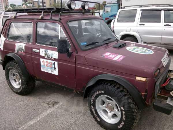 Лада 4x4 2121 Нива, 1996 год, 110 000 руб.