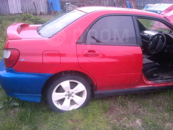 Subaru Impreza, 2001 год, 110 000 руб.