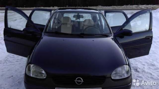 Opel Corsa, 2000 год, 125 000 руб.