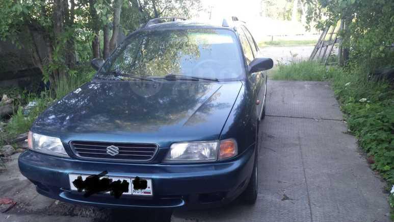 Suzuki Baleno, 1996 год, 105 000 руб.