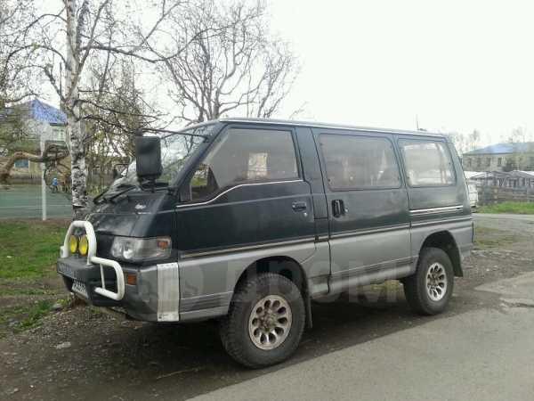 Mitsubishi Delica, 1992 год, 230 000 руб.