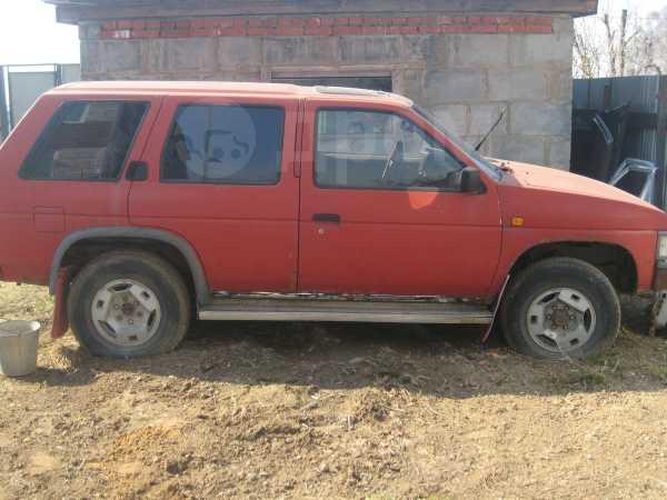 Nissan Terrano, 1991 год, 80 000 руб.