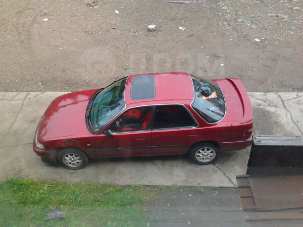 Honda Integra, 1990 год, 75 000 руб.