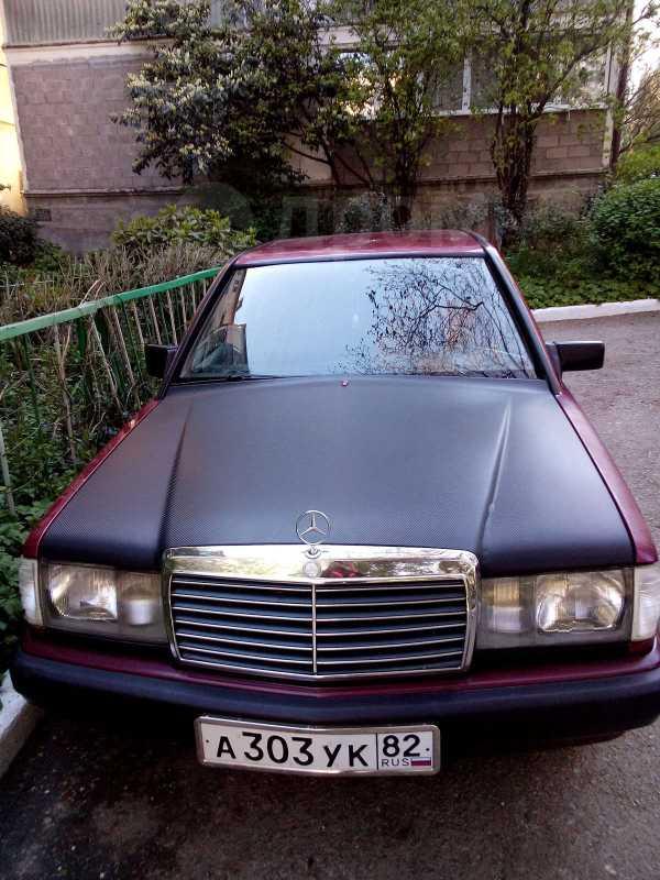 Mercedes-Benz 190, 1985 год, 115 000 руб.