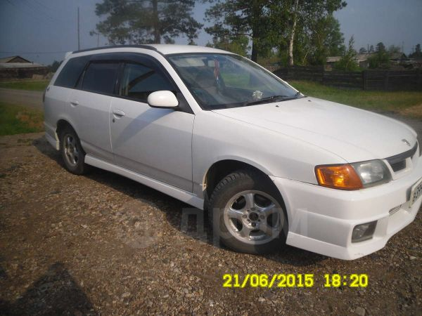 Nissan Wingroad, 2001 год, 215 000 руб.
