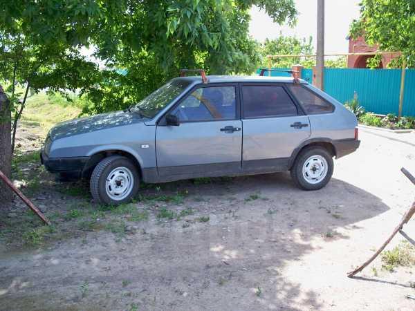 Лада 2109, 2001 год, 65 000 руб.