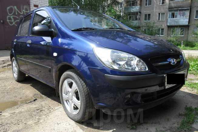 Hyundai Getz, 2008 год, 280 000 руб.