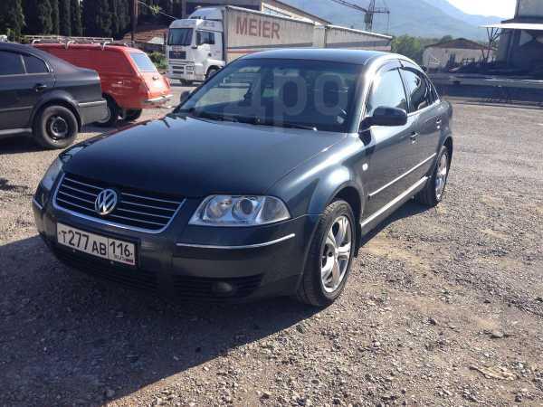 Volkswagen Passat, 2001 год, 327 000 руб.