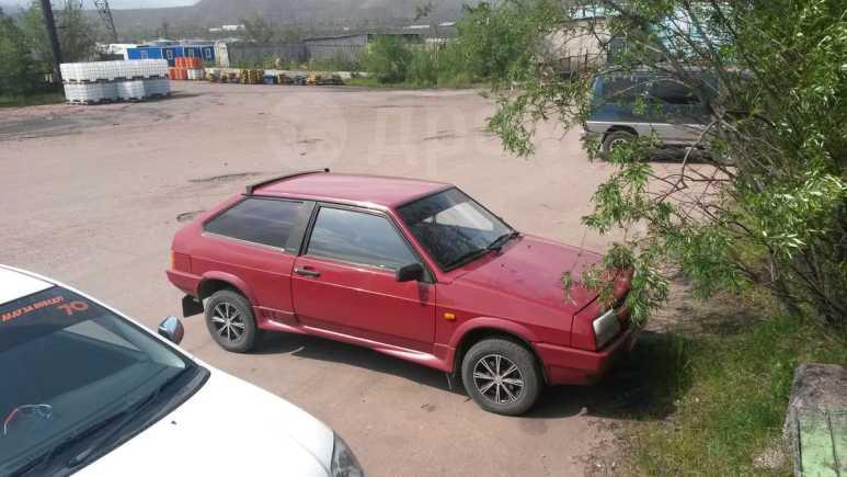 Лада 2108, 1992 год, 75 000 руб.