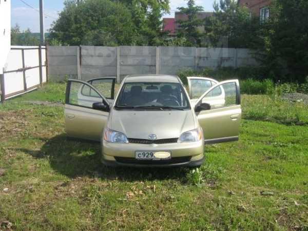 Toyota Echo, 2002 год, 265 000 руб.