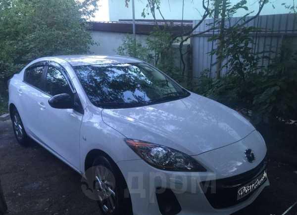 Mazda Mazda3, 2012 год, 735 000 руб.