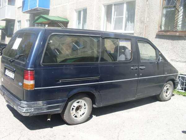 Ford Aerostar, 1992 год, 150 000 руб.