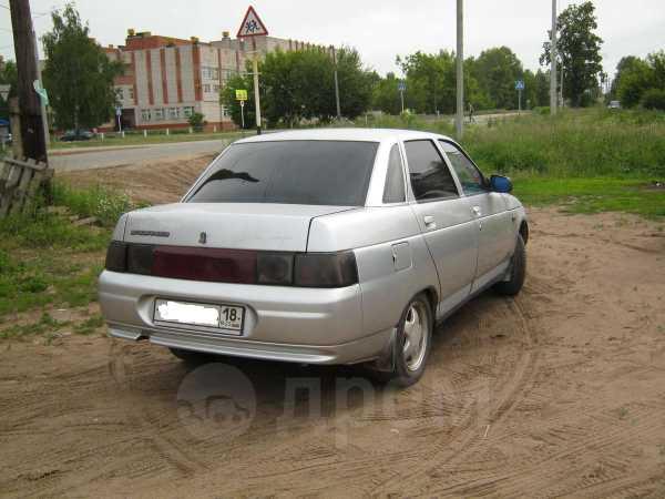 Лада 2110, 2007 год, 125 000 руб.