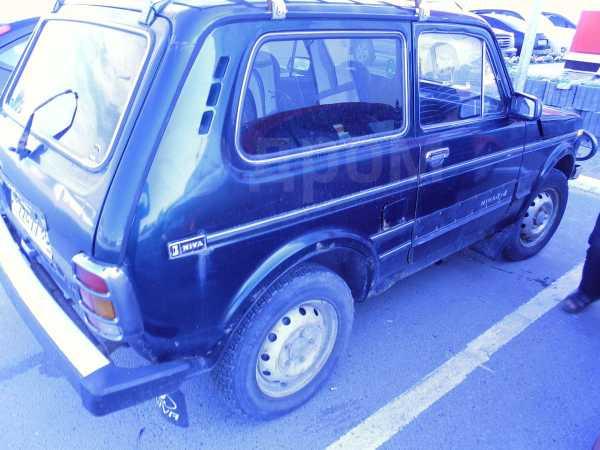 Лада 4x4 2121 Нива, 1997 год, 30 000 руб.