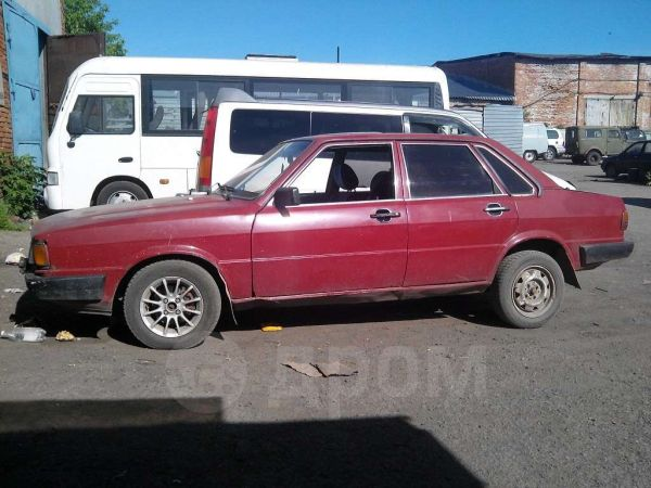 Audi 80, 1982 год, 40 000 руб.