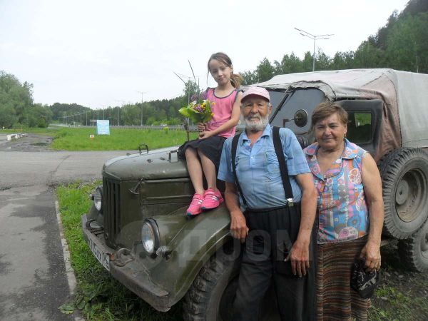 ГАЗ 69, 1973 год, 120 000 руб.