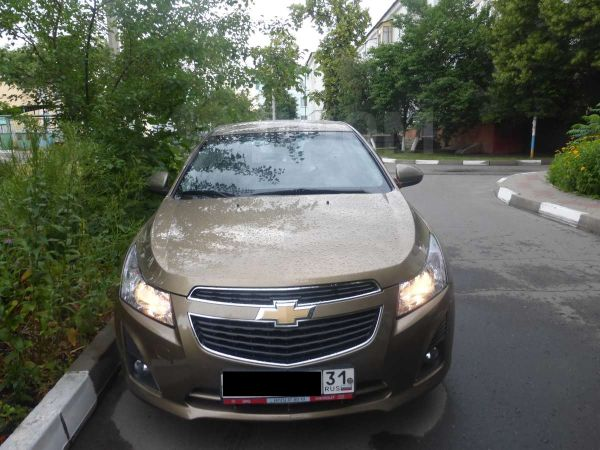 Chevrolet Cruze, 2013 год, 720 000 руб.