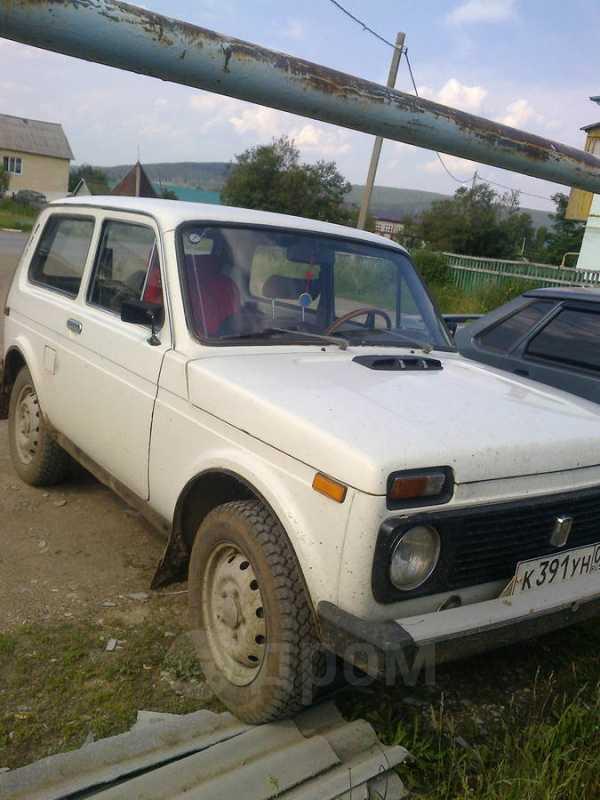 Лада 4x4 2121 Нива, 1982 год, 110 000 руб.