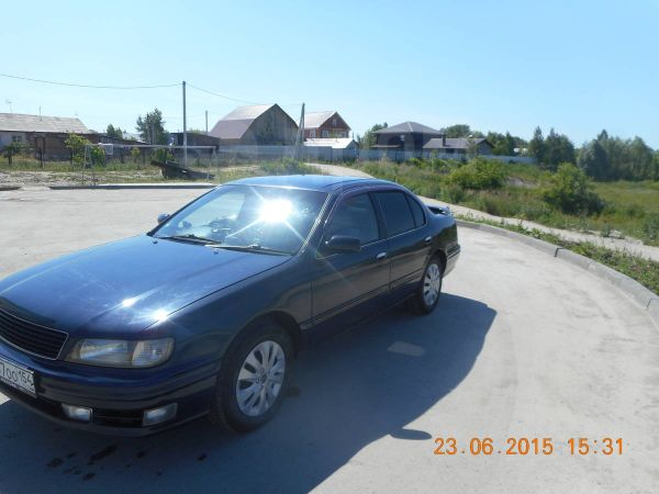 Nissan Cefiro, 1995 год, 128 000 руб.