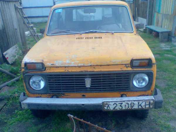 Лада 4x4 2121 Нива, 1979 год, 25 000 руб.