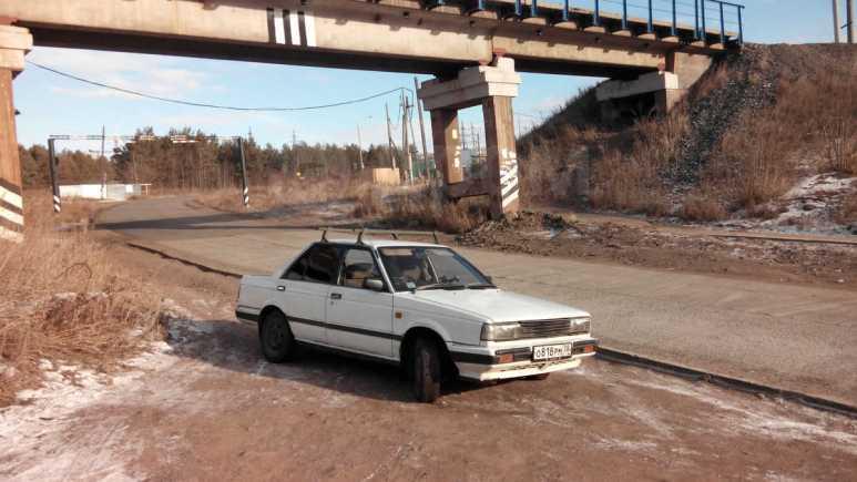 Nissan Sunny, 1989 год, 77 000 руб.