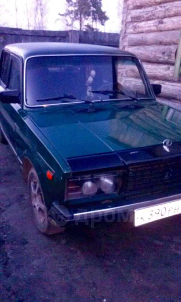 Лада 2107, 1991 год, 45 000 руб.