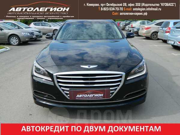 Hyundai Genesis, 2014 год, 1 699 000 руб.