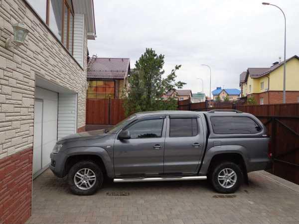 Volkswagen Amarok, 2010 год, 1 000 000 руб.
