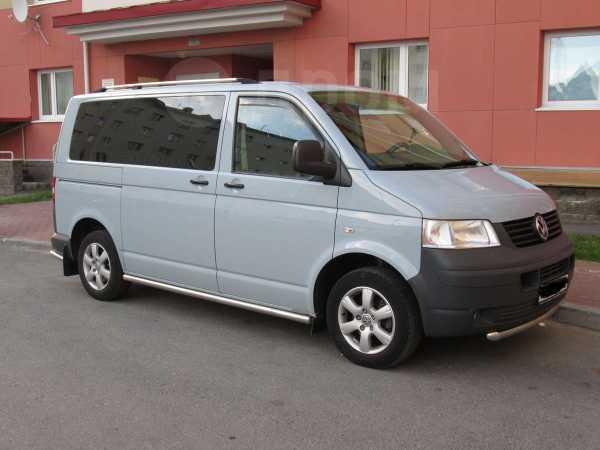Volkswagen Transporter, 2008 год, 879 999 руб.