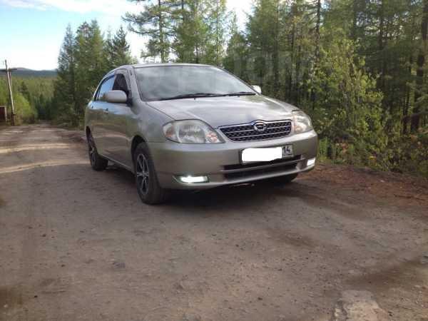 Toyota Corolla, 2001 год, 280 000 руб.