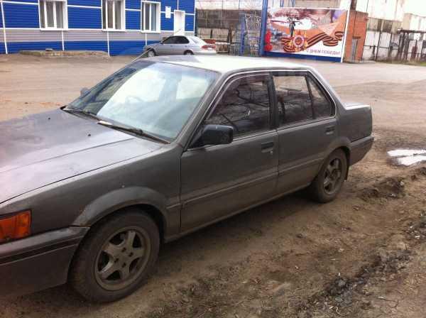 Nissan Pulsar, 1989 год, 25 000 руб.