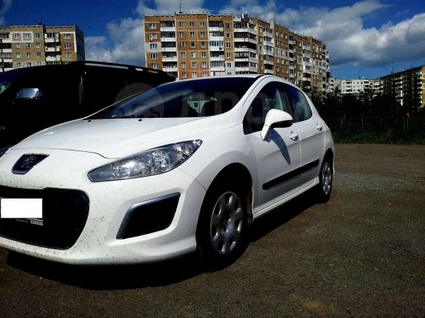 Peugeot 308, 2012 год, 475 000 руб.
