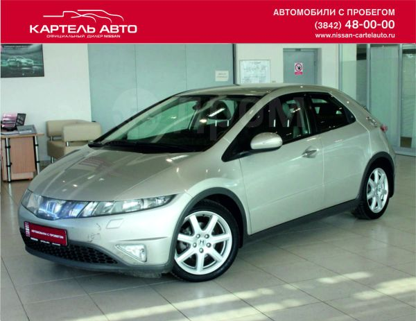 Honda Civic, 2008 год, 320 000 руб.