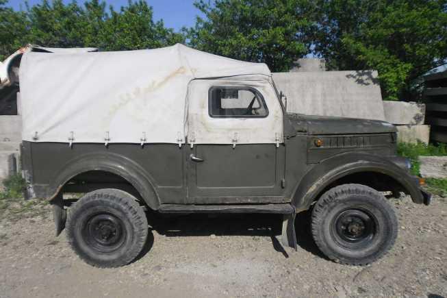ГАЗ 69, 1970 год, 85 000 руб.